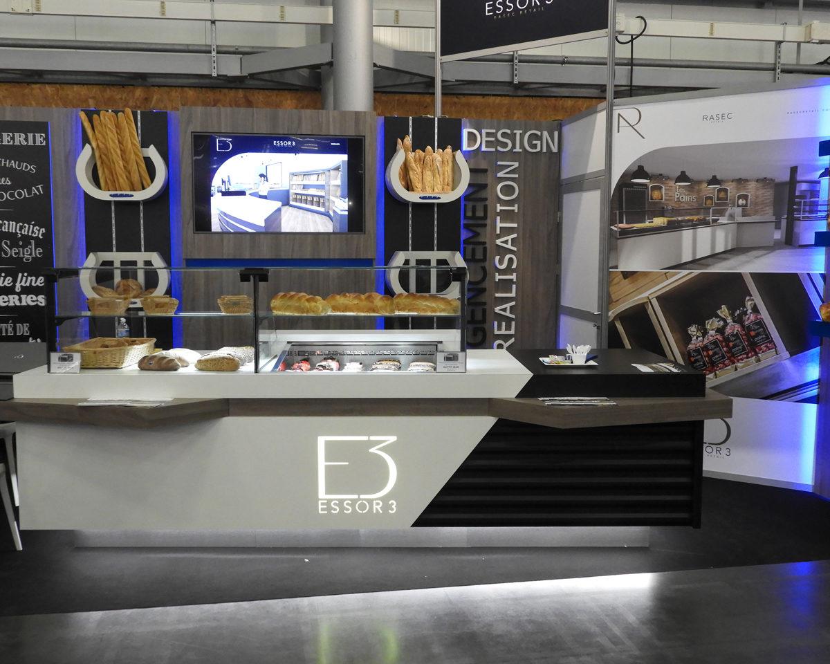 Rasec retail agenceur et fabricant de mobilier de magasin for Salon serbotel